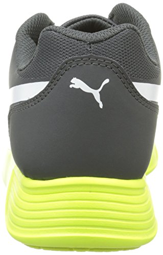Puma St Trainer Evo, Zapatillas Unisex Gris (Dark Shadow-White 09)