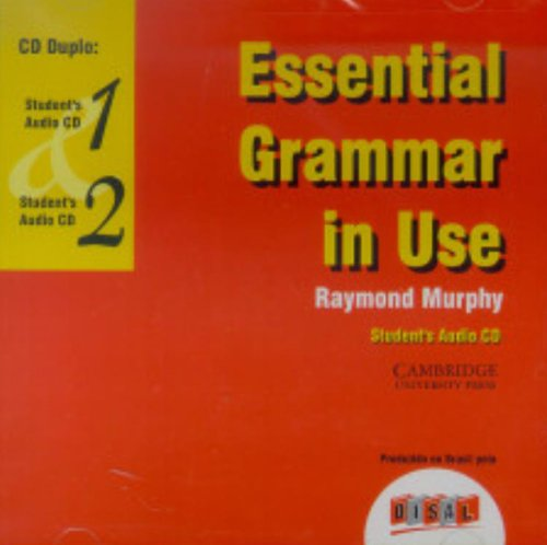 Essential Grammar in Use Example Sentences Audio Cassette Set (2 Cassettes)