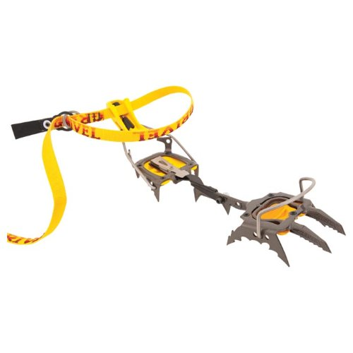 GRIVEL G22 Cramp-O-Matic Crampons Yellow