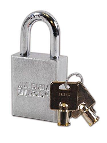 American Lock Aluminum Padlock - 9