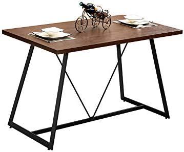 GreenForest 47″ L x 29.52″ W Kitchen Dining Table Computer Desk
