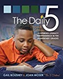 img - for Gail Boushey: The Daily 5 : Fostering Literacy in the Elementary Grades (Paperback); 2014 Edition book / textbook / text book