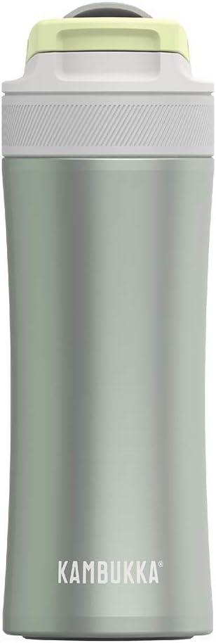 Kambukka Lagoon Insulated Botella de Agua térmica, Adultos Unisex, Spring Eve, 400ml