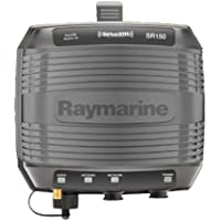 RAYMARINE SR150 SiriusXM Weather Receiver, MFG# E70161, Receives weather data and audio channels from the SiriusXM satellite system. Subscription and external antenna required. SeaTalk-hs (Ethernet) connection. / RAY-E70161 /