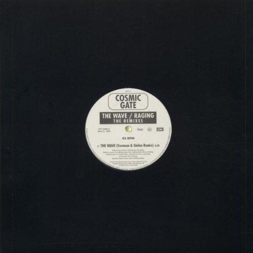 Wave (Svenson & Gielen Remix, 2002, b/w 'Raging [Flutlicht Vocal/Dub, feat   Jan Johnston]') / Vinyl Maxi Single [Vinyl 12'']