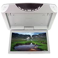 KDX Audio kin035450–Moniteur de plafond (USB, SD, haut-parleurs intégrés) couleur Gris