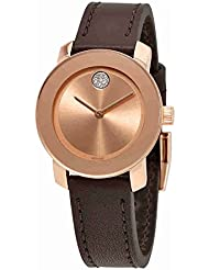 Movado Womens Bold - 3600438 Rose Gold Tone One Size
