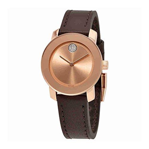 Movado Gold Wrist Watch - 8