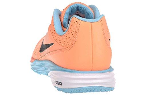 Nike Womens Wmns Tri Fusion Run, Zonsondergang Glow / Black-tide Pool Blue-ghost Green Zonsondergang Glow / Black-tide Pool Blue-ghost Green