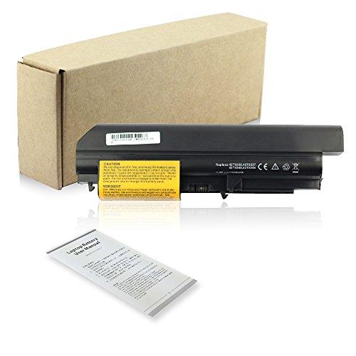 Neuer Laptop Akku für LENOVO ThinkPad R61i 7732 ThinkPad R61i 7742 ThinkPad T400 ThinkPad T400 2764 ThinkPad T400 7417 ThinkPad T61 (14.1