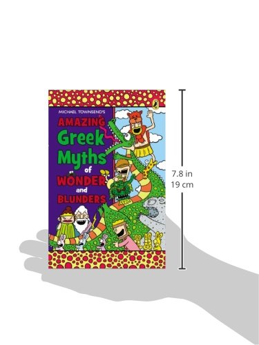 Amazing Greek Myths of Wonder and Blunders: Welcome to the ...