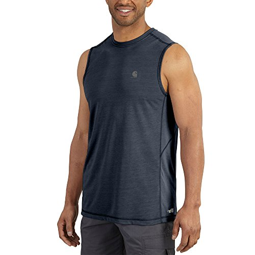 (Carhartt Men's 102052 Force Extremes&Trade; Sleeveless T-Shirt - Medium Regular -)