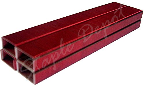 - Red Standard Size Staples