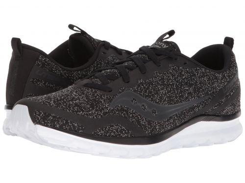 Saucony(サッカニー) メンズ 男性用 シューズ 靴 スニーカー 運動靴 Liteform Feel - Black 2 [並行輸入品] B07BM9LT27 8.5 D - Medium