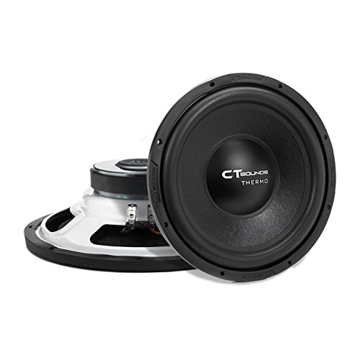 CT Sounds Thermo Shallow Subwoofer