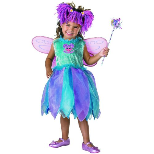 Deluxe Abby Cadabby Costume - Toddler Large -