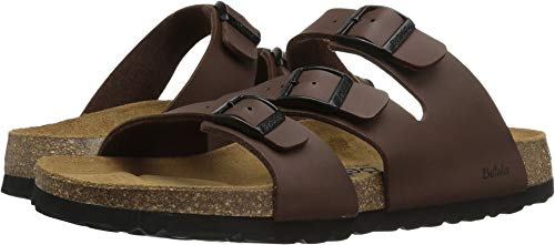 Birkenstock Betula Licensed by Women's Leo Birko-Flor Cordoba Brown 1 Sandal