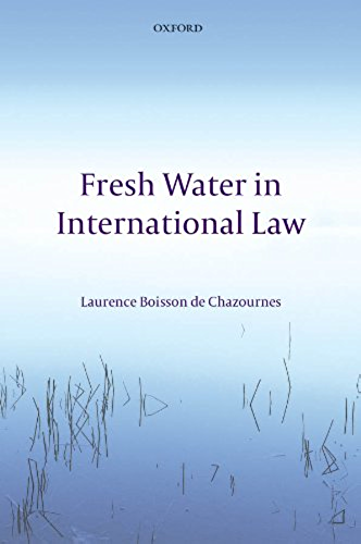 Fresh Water in International Law (English Edition)