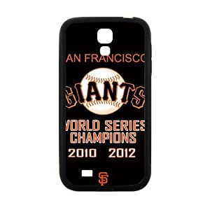DAZHAHUI San francisco giants Phone Case for Samsung Galaxy S4