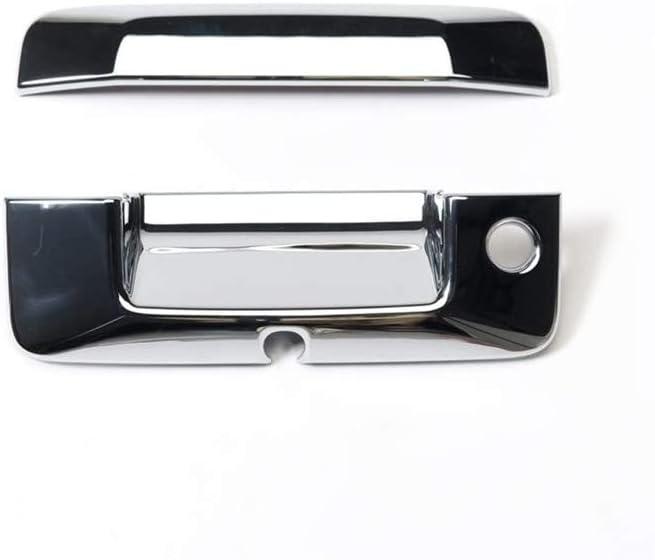 Chrome Door Handle Cover 4Dr Fits 2015-2018 GMC Yukon