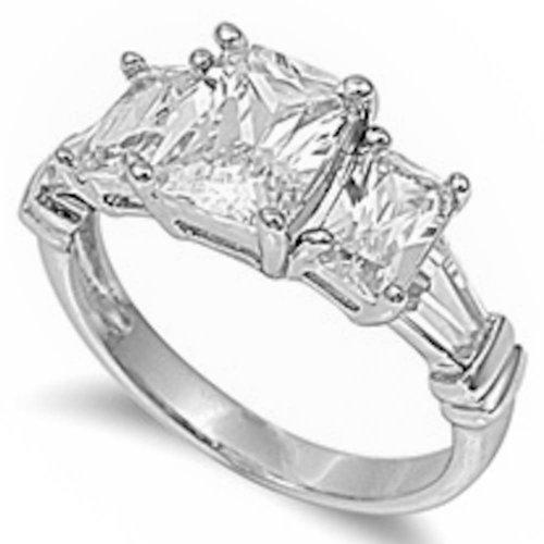 3.5 Ct Emerald Diamond - 4