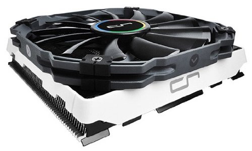 Cryorig C1 CR-C1A Top Flow CPU cooler with XT140 Fan for Intel/AMD CPUs ITX