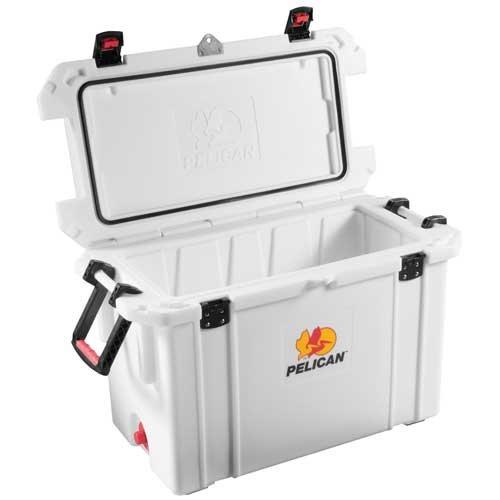 Pelican Elite Cooler 95 Quart - Wht