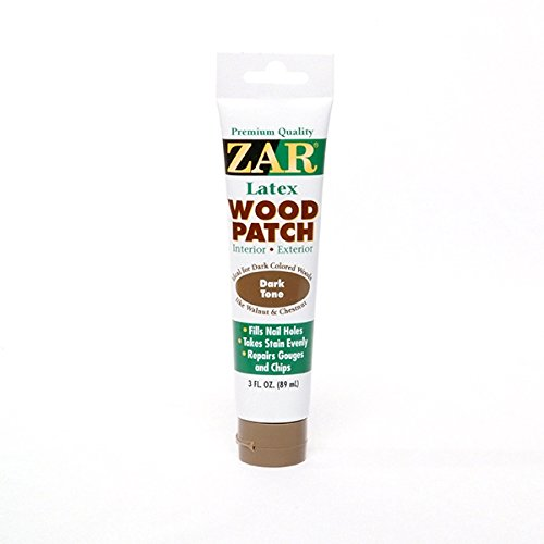 ZAR 30441 Latex Wood Patch Dark Tone 3oz