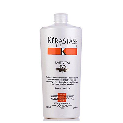 Kerastase Nutritive Lait Vital Conditioner 34 OZ (Kerastase Conditioners)
