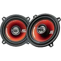 """Inex Mtx TR50C Terminator 13cm 5.25 """" 2 Voie 200 Watt Voiture/Camionnette Coaxial pour Enceintes Audio"""