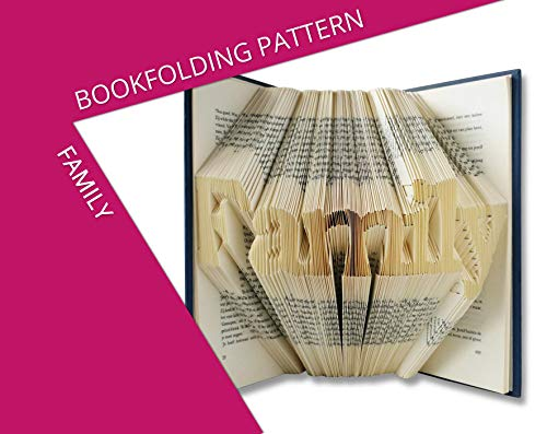 Family Book folding pattern