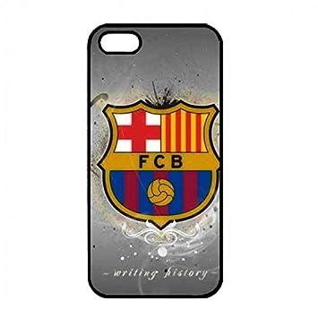 018dc286b75 Apple iPhone 5(S) Premium Case,La Liga FC Barcelona Protective Case,Caja  del teléfono celular Funda for Apple iPhone 5(S): Amazon.es: Electrónica