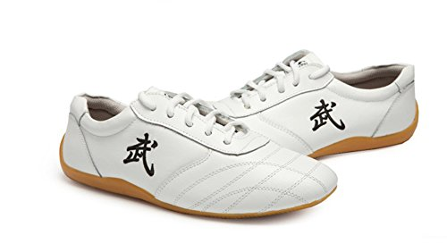 Tai Blanc Chaussures Base Wu Chinois Jinji chi Les Pour Style Fu Unisexe Matin Shu Adultes Quotidiens Kung Exercices De Entranement tqA0Hfw