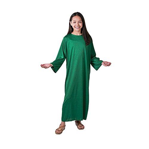 Kids' Large Green Nativity ()