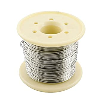 Stupendous Uxcell A14092500Ux0360 30M Awg24 0 5Mm Nichrome Resistance Resistor Wiring Cloud Hisonuggs Outletorg