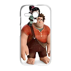 Motorola G cell phone cases White Wreck-It Ralph fashion phone cases YEH0732688