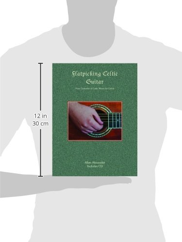 Flatpicking Celtic Guitar Book/audio CD