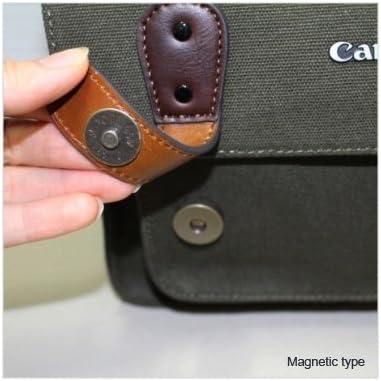 Canon D-SLR RF Mirrorless Pocket Shoulder Bag Case 6520 Khaki for Lens EOS M M2 M3 100D 400D 450D 500D 550D 600D 650D 700D 750D 41xbYKWSZuL