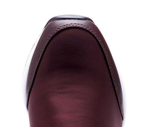 Schuhtempel24 Damen Schuhe Keilstiefeletten Stiefel Stiefeletten Boots Keilabsatz 7 cm Rot
