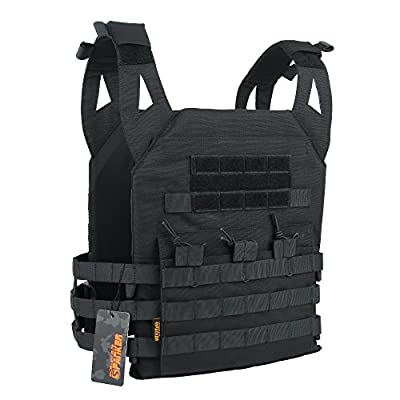 EXCELLENT ELITE SPANKER Tactical Airsoft Outdoor Molle Breathable JPG Vest Game Protective Vest Modular Chest Set Vest for Fun