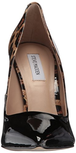 sale purchase clearance manchester great sale Steve Madden Women's Zoey Dress Pump Leopard Multi cheap price low shipping fee m6mU0