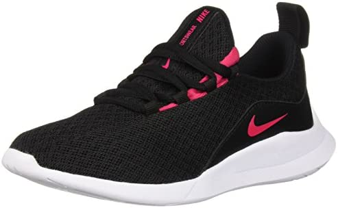 Mayo Respecto a de repuesto  Nike Girls Viale (ps) Low-Top Sneakers, (Black/Rush Pink/White 001 ...