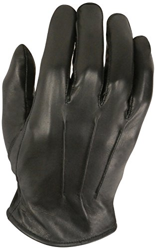 Milwaukee Leather Men's Thermal Lined Premium Leather Driving Gloves (Black, X-Large)