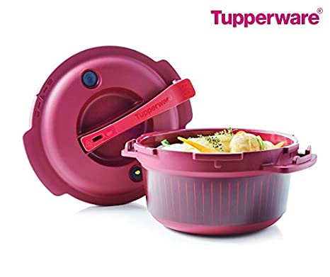 Tupperware - Olla para microondas.: Amazon.es: Hogar