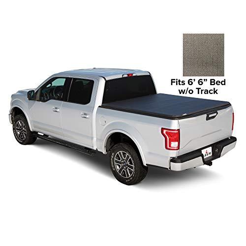 LEER Latitude Soft Tri-Fold Truck Bed Tonneau Cover, 2016+ Nissan Titan Bed Size 6' 6