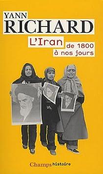 L'Iran de 1800 à nos jours par Richard