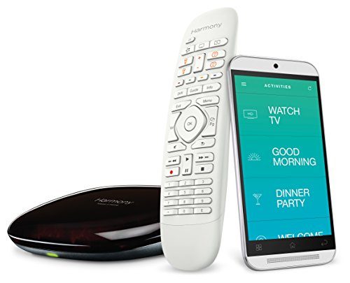Logitech Harmony Home Control Devices