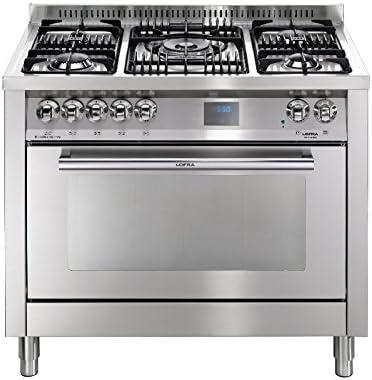 Lofra PG106MFT/UI - Cocina (Cocina familiar tipo industrial, Acero ...