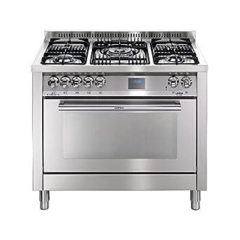 Lofra PG106MFT/UI - Cocina (Cocina familiar tipo industrial ...