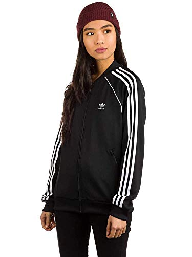 Sweatshirt Negro Adidas Sst Mujer black Tt nRYxq64F8
